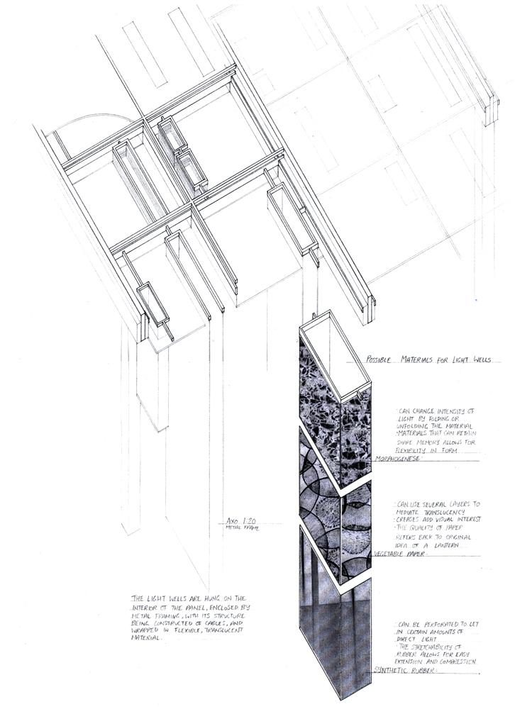 750x1000 lantern material